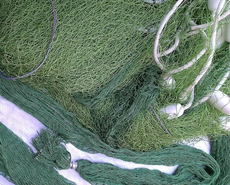 Бредень - сеть для ловли рыбы: описание