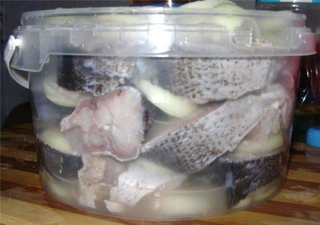 Маринованный толстолобик по-домашнему – кулинарный рецепт