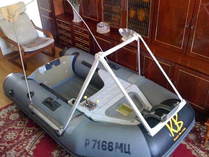 Как сделать тюнинг лодки пвх своими руками?