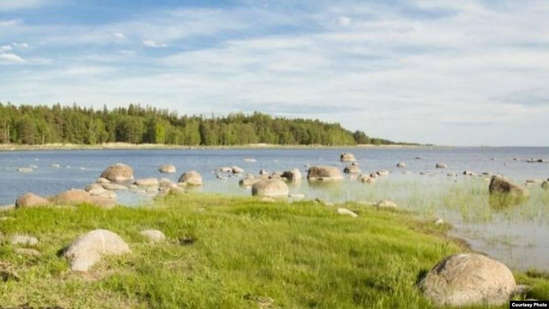 Причины, по которым в тундре много рек, озер и болот