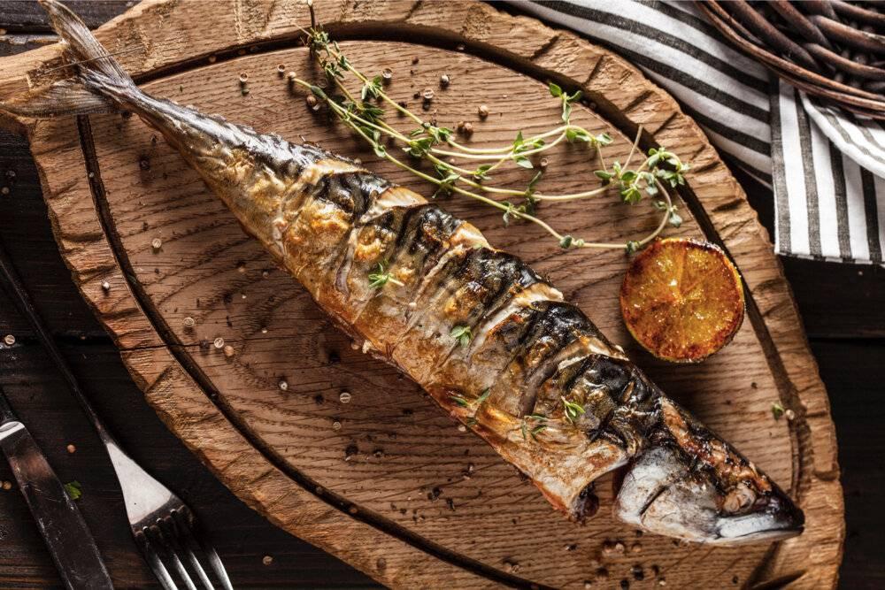 Шашлык из рыбы - как мариновать, приготовить на мангале, в духовк