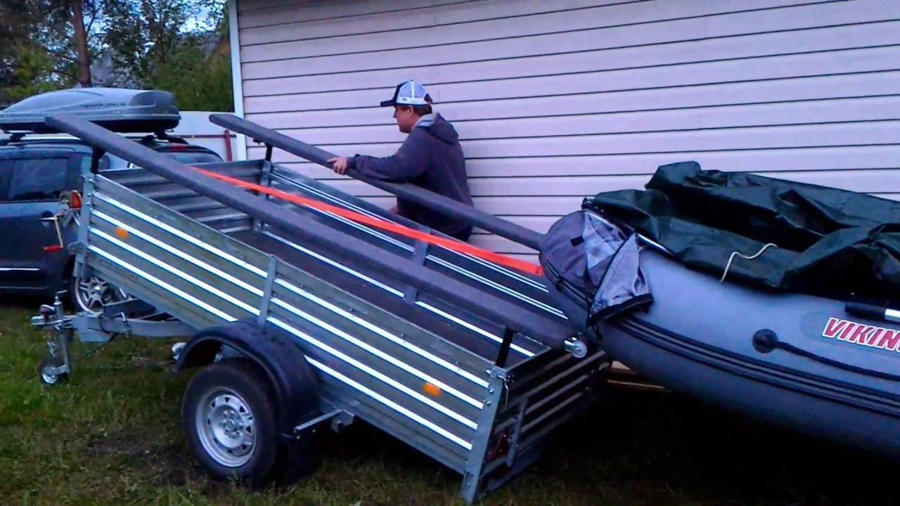 Как сделать прицеп для лодки пвх своими руками 30 фото чертежи и размеры самодельных конструкций, переделка и доработка прицепа для перевозки надувной лодки