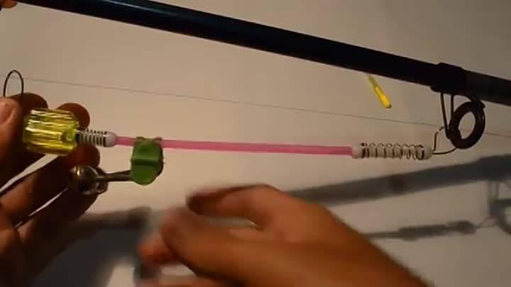 Схемы 4 электронных сигнализатора поклевки и 3 механических - изготовление своими руками