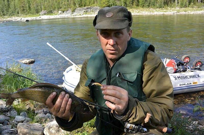 Рыбалка на хариуса: техника ловли, где искать и чем приманивать