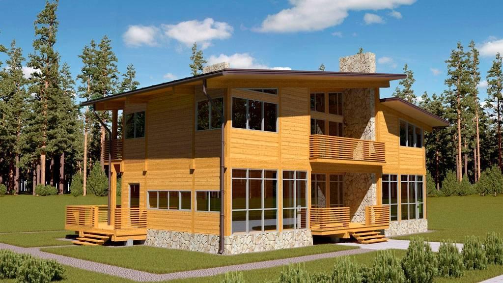 Коттеджный поселок на озере: купить готовый дом в ленинградской области