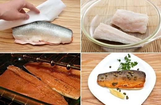 Как вкусно приготовить рыбу голец в духовке расчет калорийности пошаговый рецепт с фото