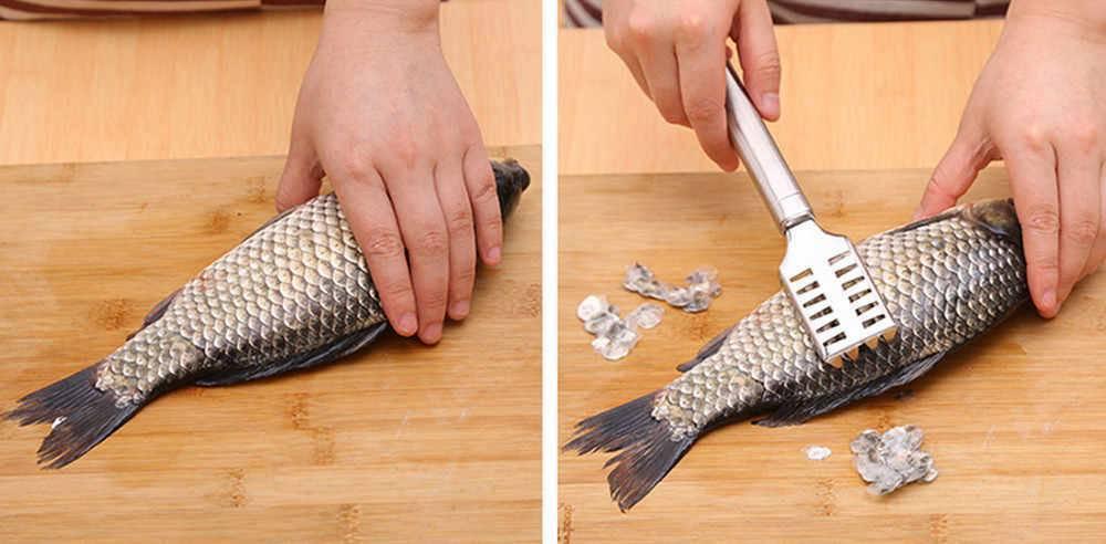 Как правильно и быстро чистить рыбу от чешуи, особенности чистки