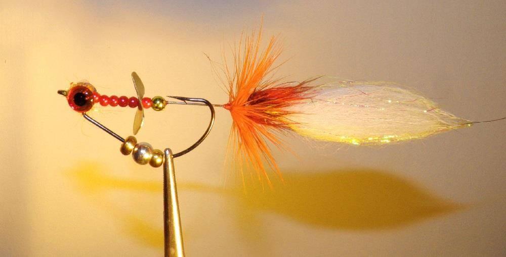 Рыболовный стример — преимущества, ловля, как сделать самому
