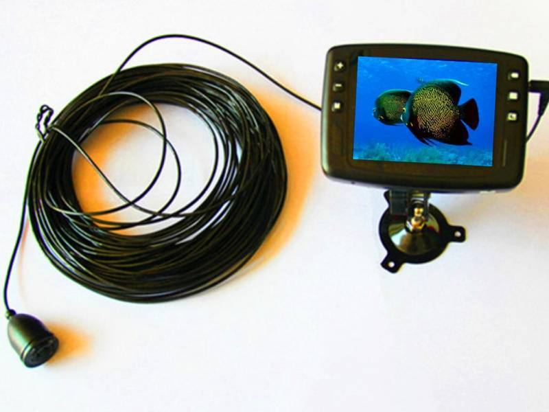 Подводная камера для зимней рыбалки: список проверенных производителей, рекомендации по выбору и самостоятельному изготовлению