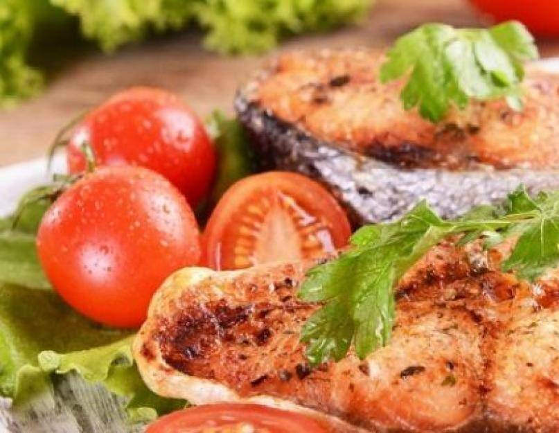 Чем полезна горбуша, калорийность