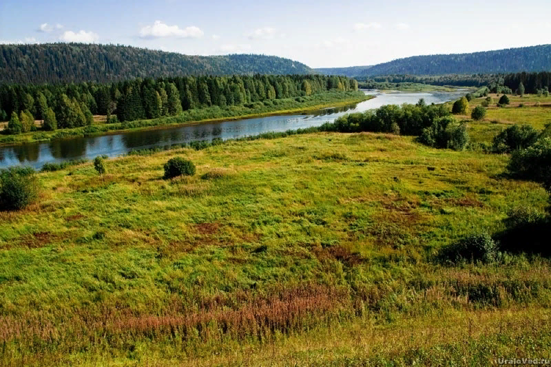 Реки пермского края, обзоры, рыбалка, туризм и сплавы