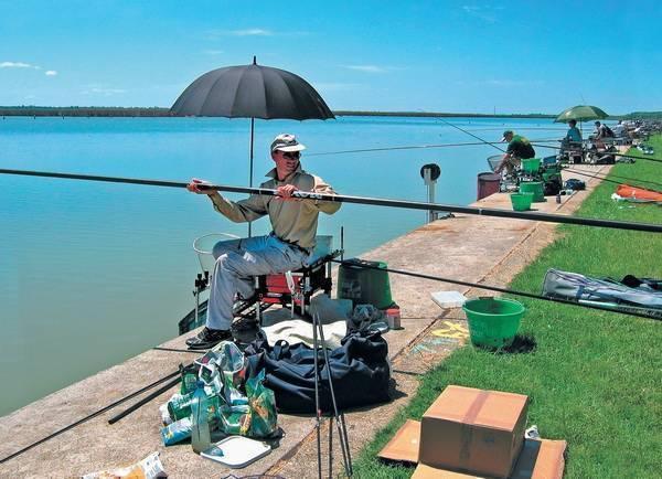 Матчевые тонкости ~ рыболовные секреты