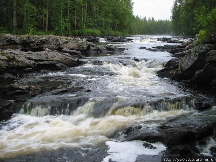 Сплав по реке шуя в карелии – отчет, маршрут, сколько стоит