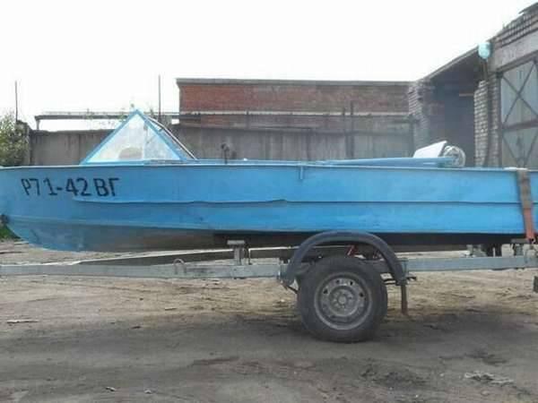 Лодки МКМ