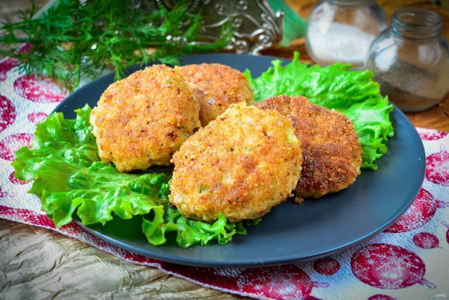 Котлеты из рыбных консервов - 41 рецепт: рыба | foodini