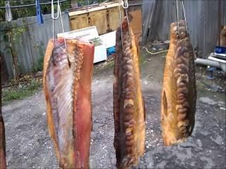 Балык из рыбы в домашних условиях рецепт с фото пошагово - 1000.menu
