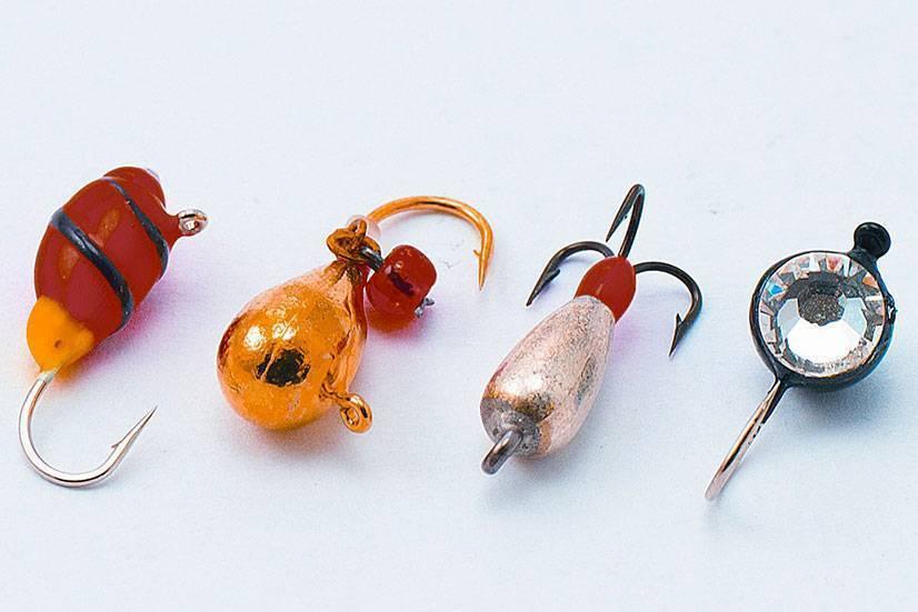 Все о рыбалке: безнасадочные мормышки