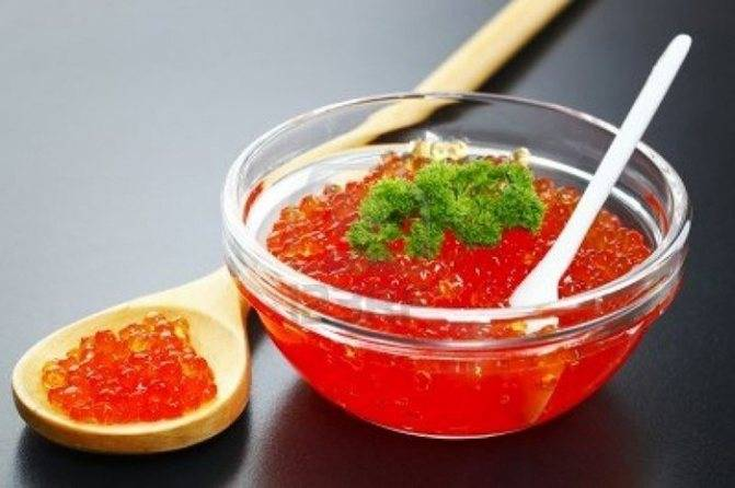 Красная икра – польза, вред и правила выбора качественного продукта