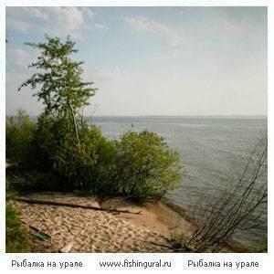 Отчет о рыбалке: 24 марта 2019, волга (горьковское водохранилище)