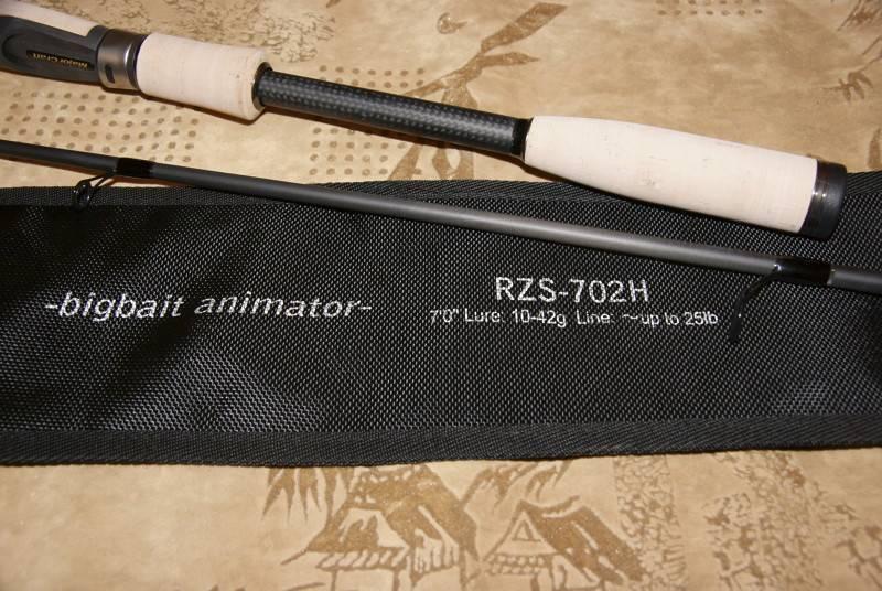Спиннинг major craft rizer — зачетный универсал