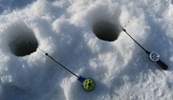 Как поймать карпа зимой - на рыбалке!