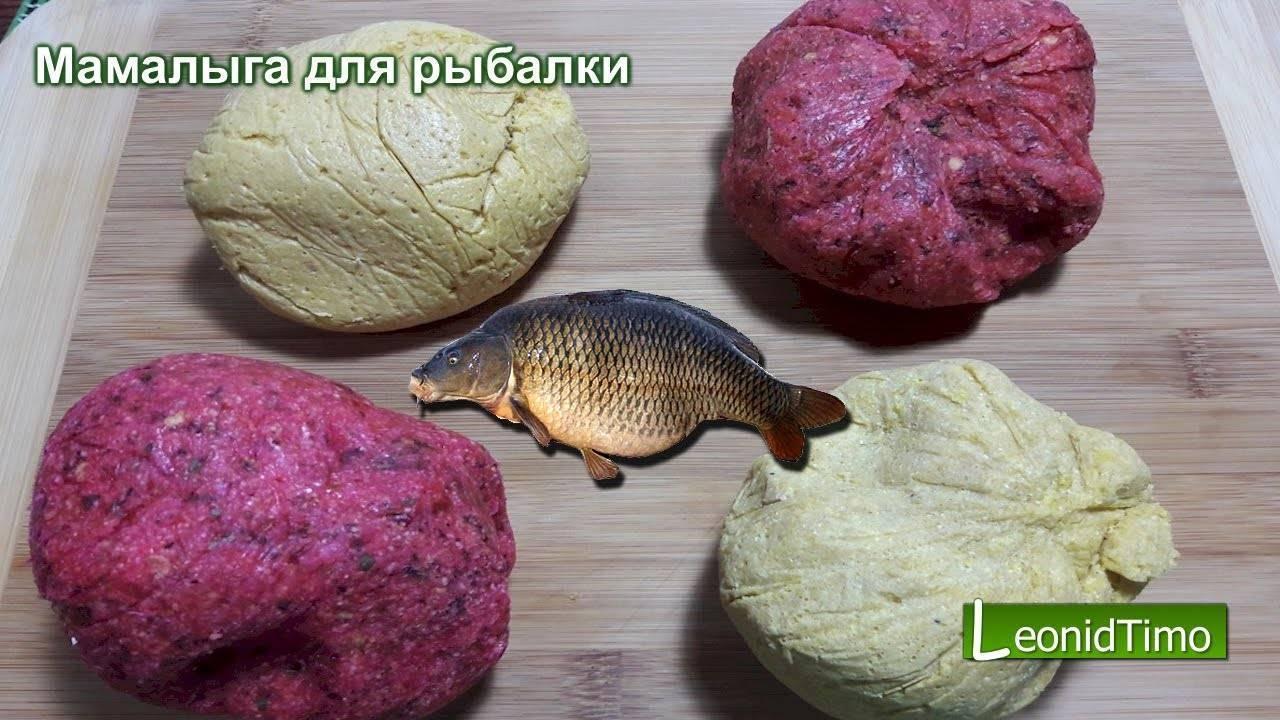 Как приготовить мамалыгу для рыбалки: рецепты и ароматизация