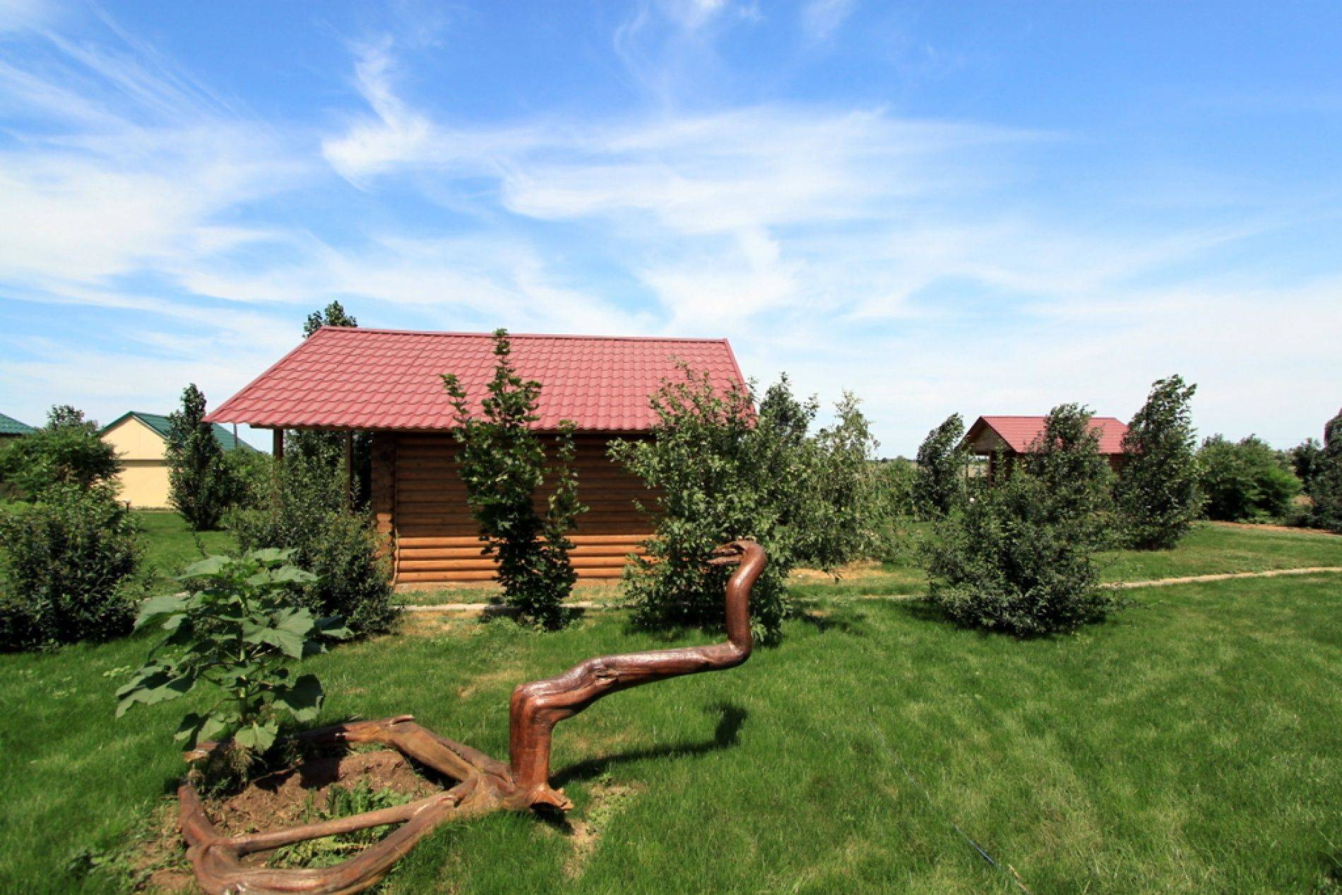 База отдыха «дедушкин хутор» енотаевский район, в астраханской области - цены 2020, фото, отзывы