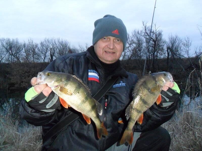Рыбалка в тульской области
