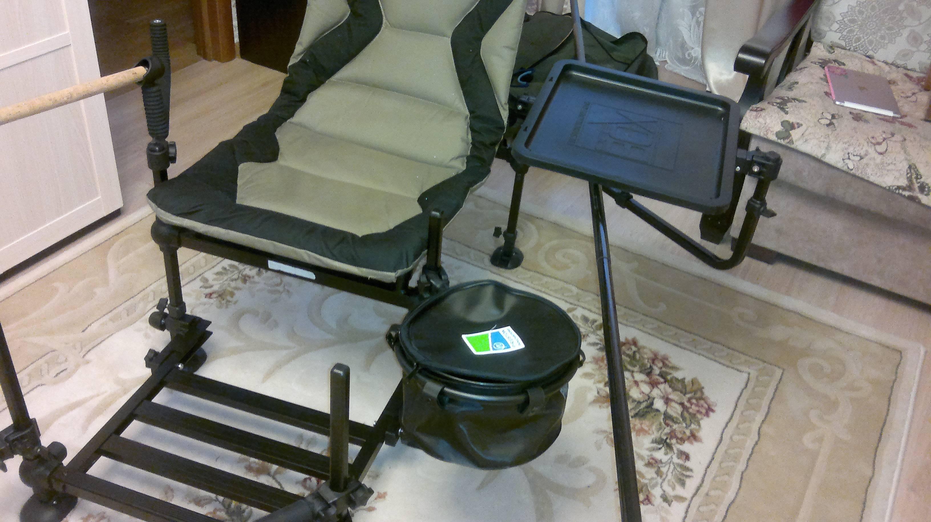 Фидерные кресла