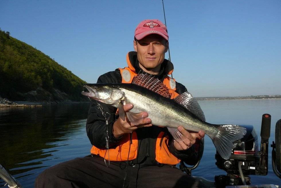 Куйбышевское водохранилище: рыбалка и отдых - поискпути