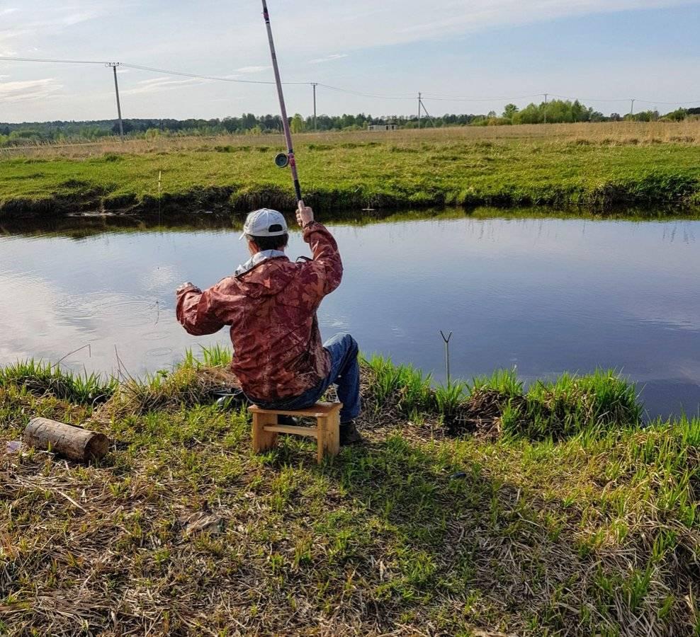 Места для рыбалки в нижнем новгороде