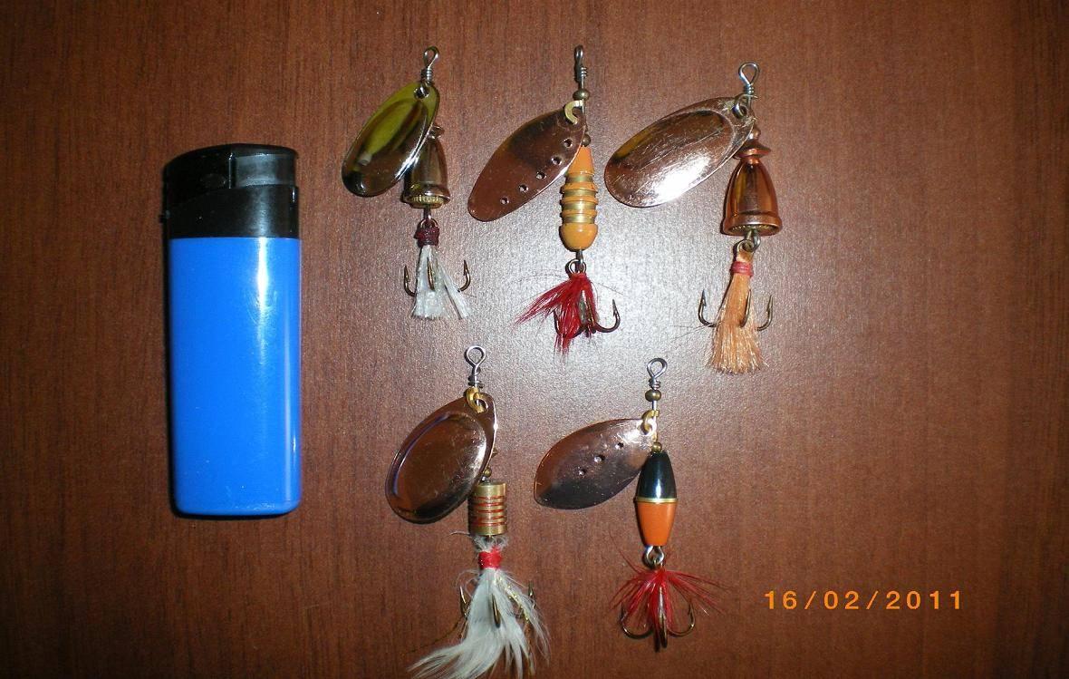 Вертушка на окуня - самодельные вертушки своими руками, видео и техника ловли