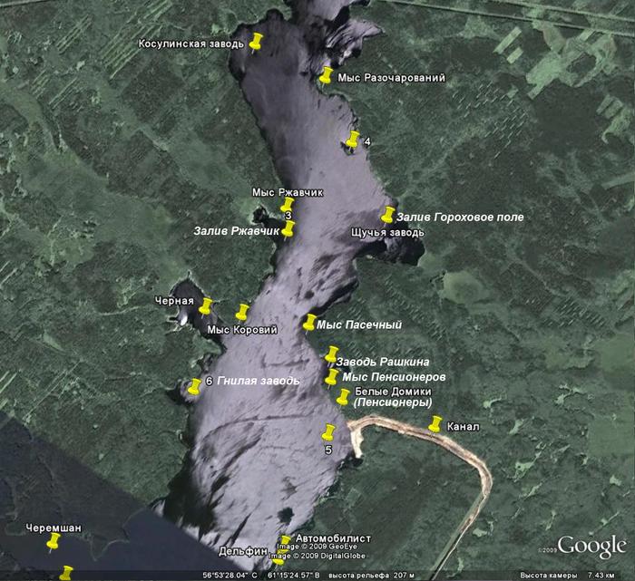 Рыбалка в барнауле и его окрестностях: платные озера, карта