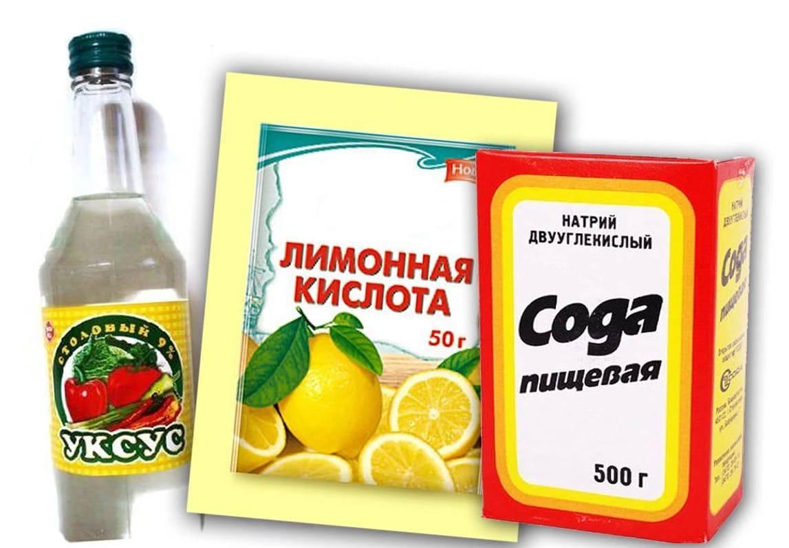 Лимонная кислота для похудения: правила и рецепты