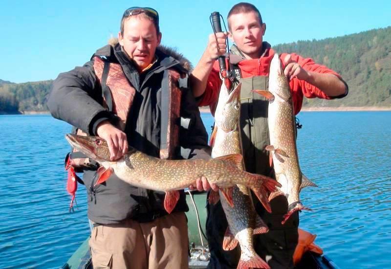 Рыбалка в Красноярском крае