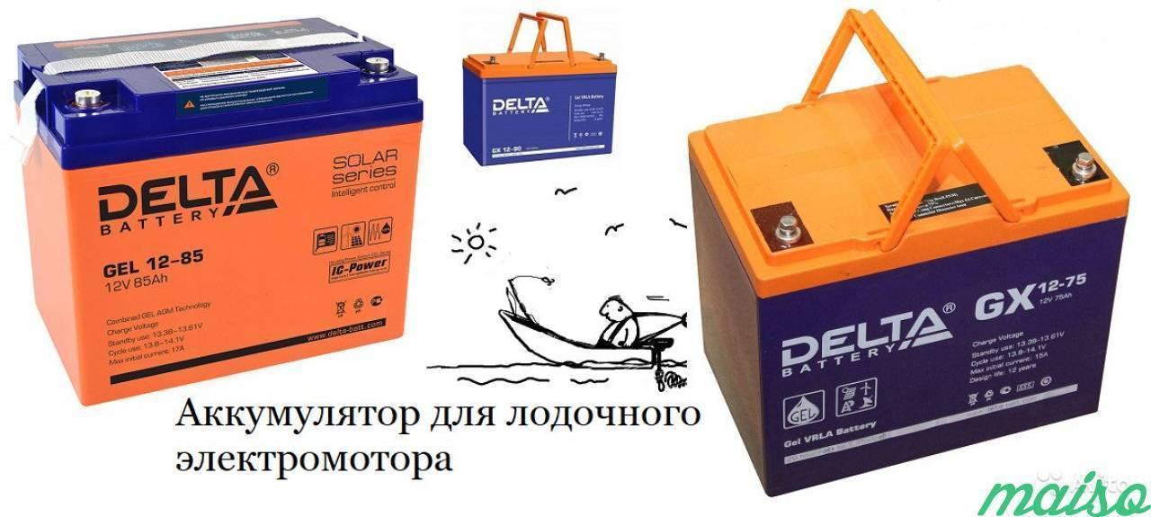 Особенности эксплуатации тяговых аккумуляторов 12 вольт для лодочного мотора