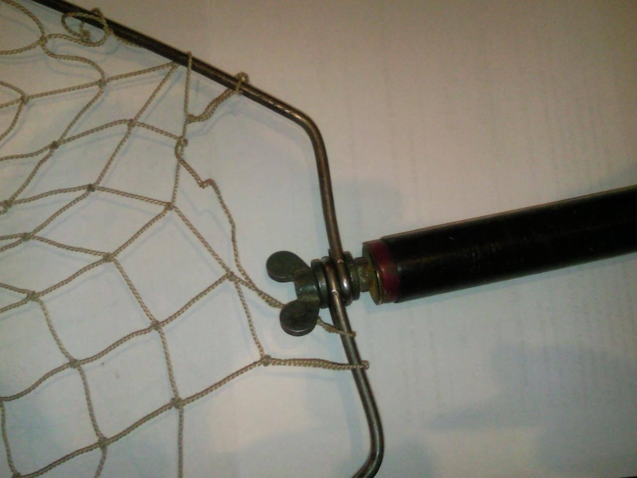Подсак своими руками - изготовление подсака для рыбалки: плетение, механизм и ручка