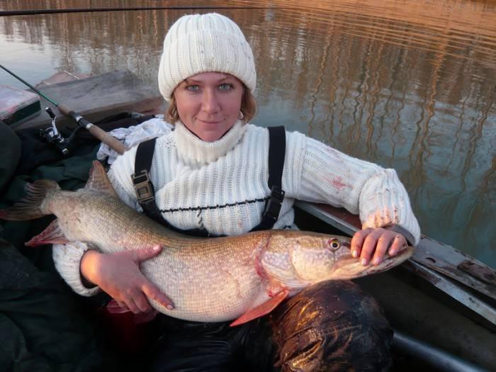 Все о рыбалке в томске и томской области