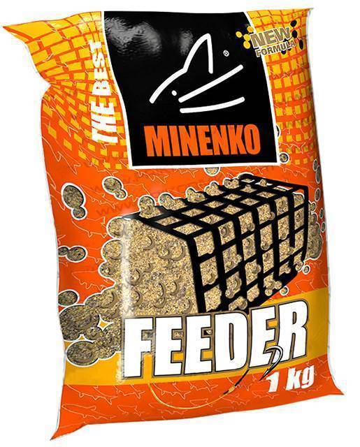 Прикормки minenko – описание