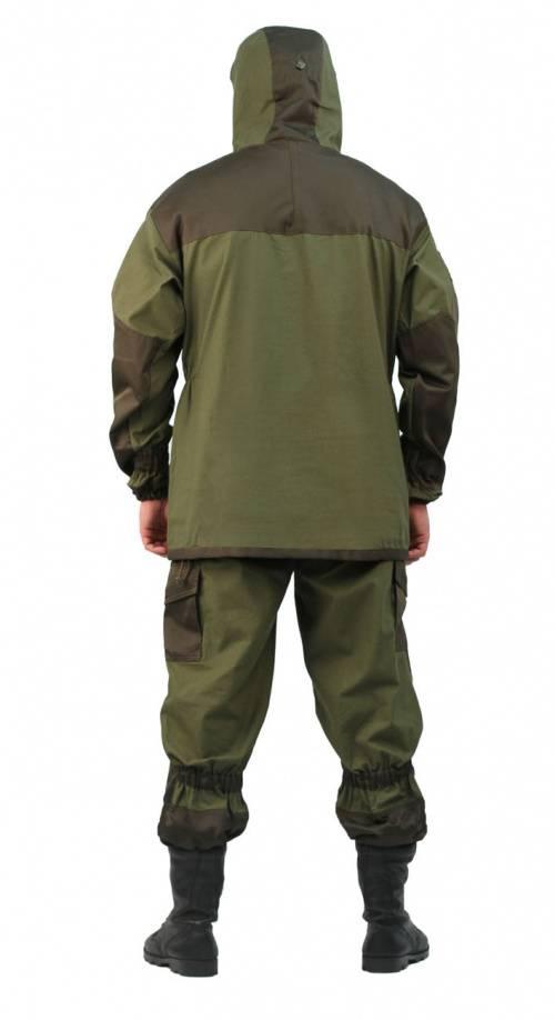 Охотничьи костюмы горка: состав, преимущества и рекомендации по выбору