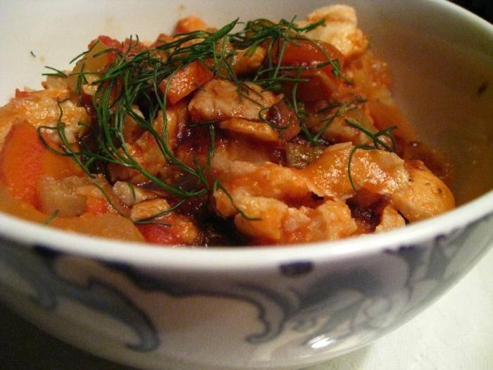 Рыба с овощами: как приготовить блюдо