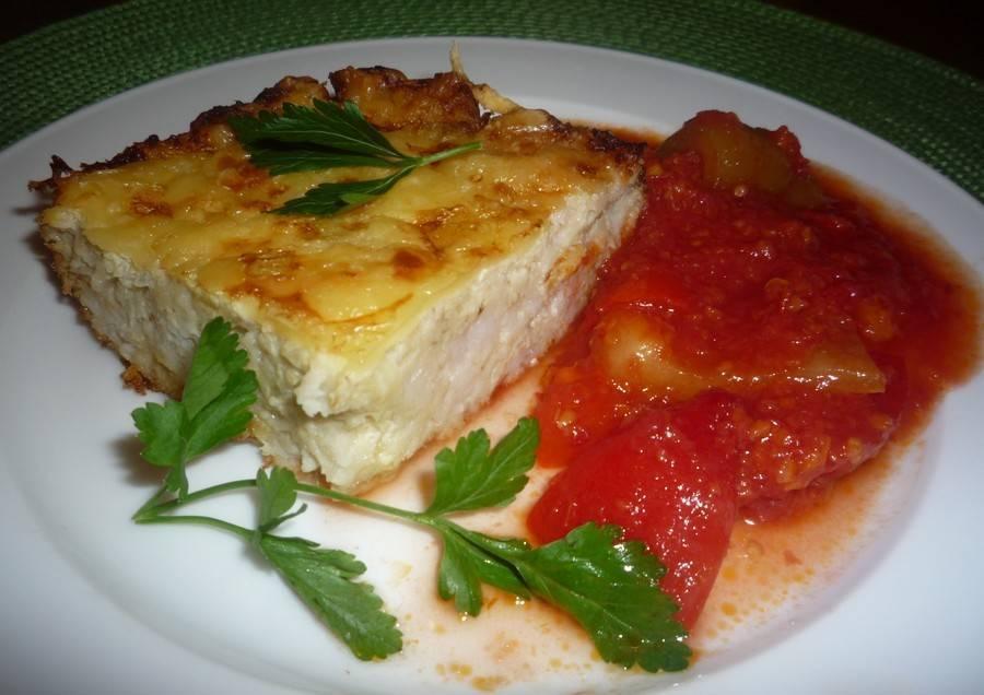 Рыбные пп запеканки в духовке: картофельная, с рисом, из фарша рыбы - 8 рецептов