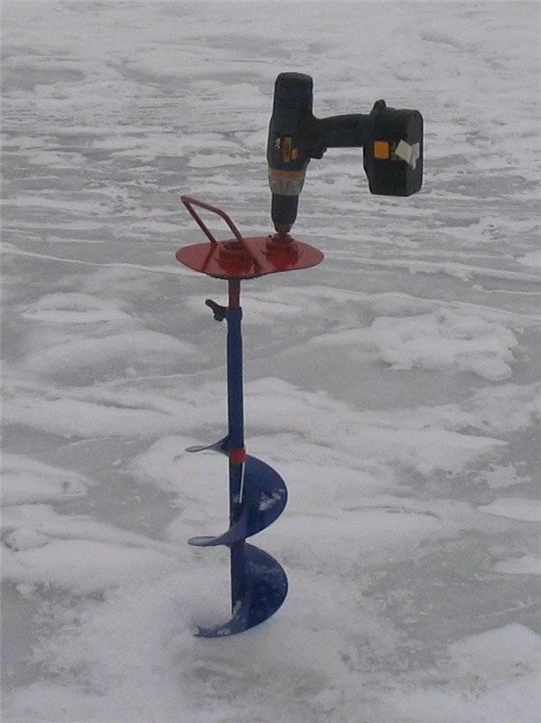 Стоит ли покупать мотобур для зимней рыбалки на сайте поискпути