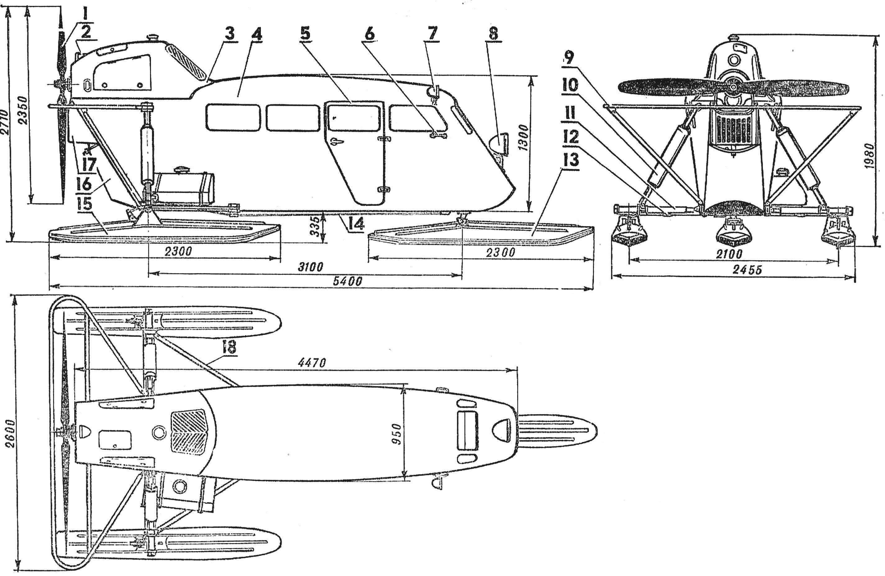 Аэросани самоделки - особенности, технические характеристики, как сделать, техника безопасности