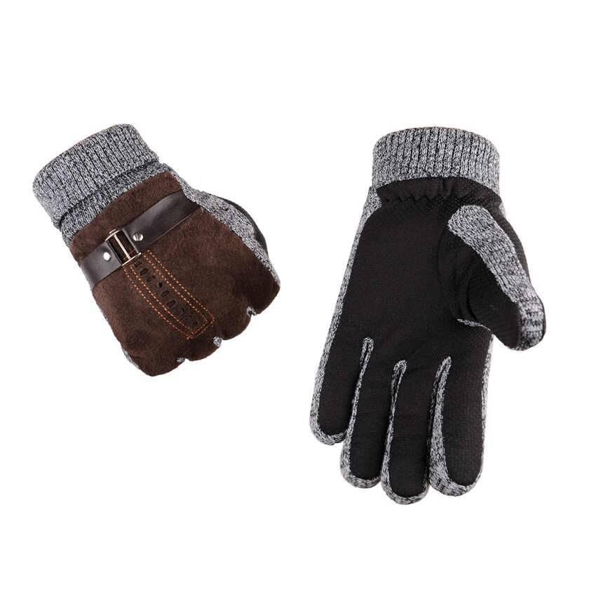 Лучшие мужские зимние перчатки и варежки в 2020 году