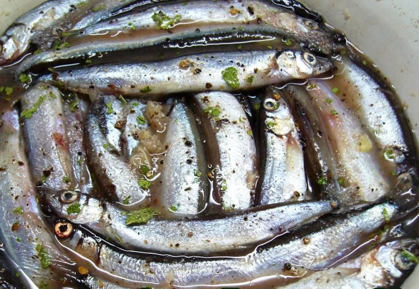 Рыба соленая