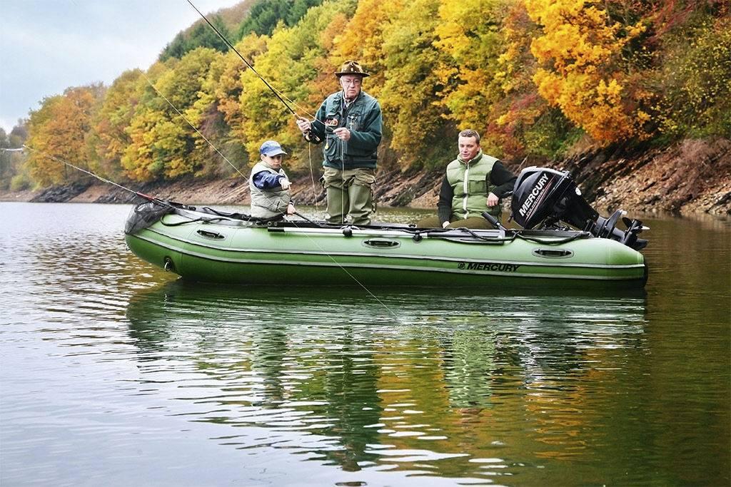 Выбор лодки: нднд или пайолы - статьи о рыбалке