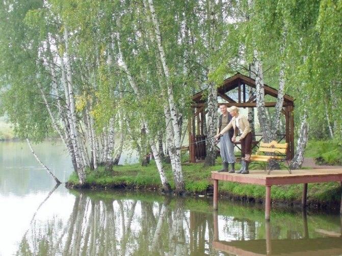 Рыбалка в кургане: куда поехать и что ловить