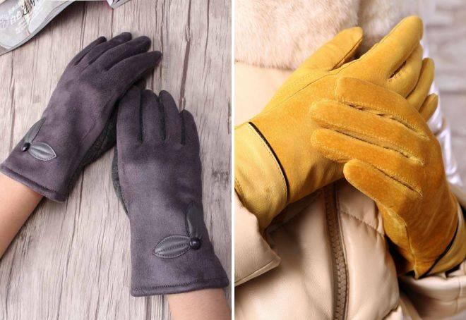 Модные перчатки 2020 2021