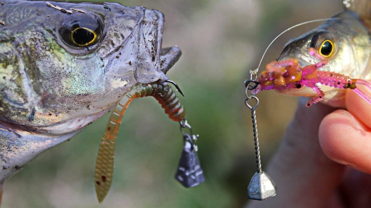 Ловля окуня на микроджиг весной, летом, осенью: приманки, оснастка, проводки и видео, как собрать снасть на окуня